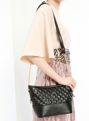 Black - Shoulder Bags - Kayra By Kyr