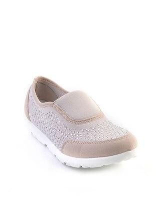 Beige – Sport – Sports Shoes – Bambi