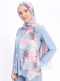 Multi - Printed - Cotton - Shawl