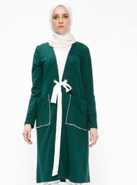 Green - Unlined - Jacket