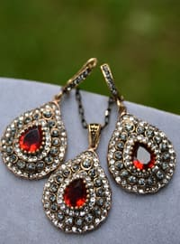 Red - Accessories Set