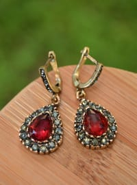 Red - Earring