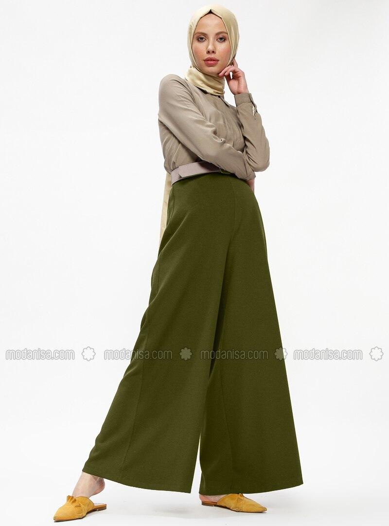 Khaki - Pants