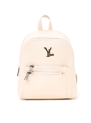 Beige – Backpacks – Y-London