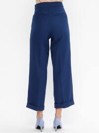 Blue - Saxe - Indigo - Pants