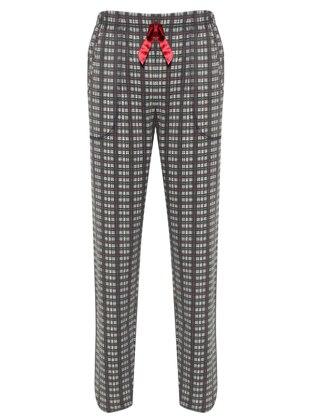 Anthracite – Multi – Pyjama – Akbeniz