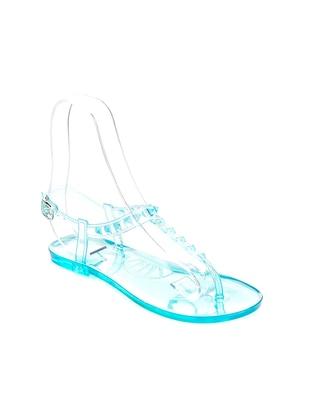Turquoise - Sandal - Sandal