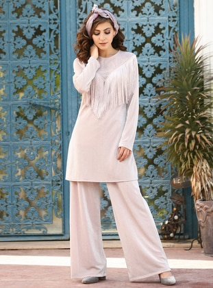 Powder - Fully Lined - Viscose - Suit