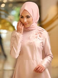 Powder - Crew neck - Fully Lined - Dresses