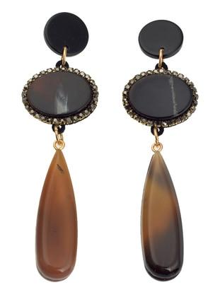 Black – Earring – Pelin Aksesuar