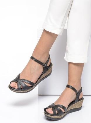 Black – Sandal – Sandal – Shoestime