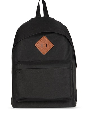 Black - Backpacks - AKZEN