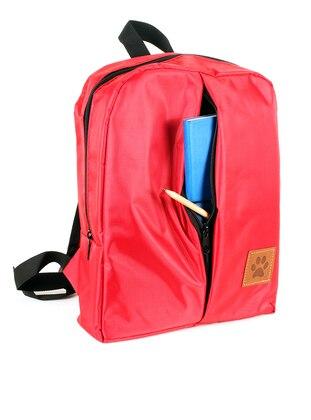 Red - Backpacks - Luwwe