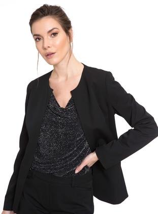 Ceket - Siyah - LC WAIKIKI Ürün Resmi
