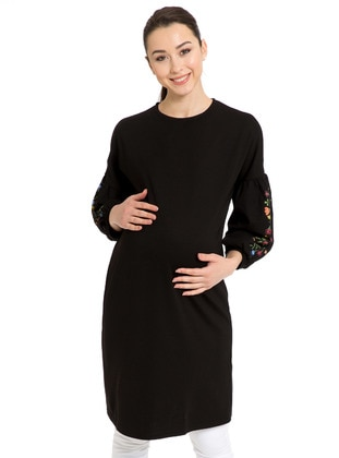 Black – Maternity Dress – Lc Waikiki
