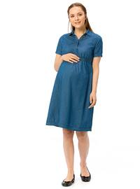 Elbise - İndigo - LC WAIKIKI