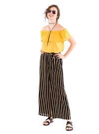 Pantolon - Sarı - LC WAIKIKI