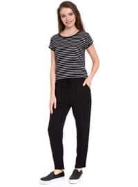 Pantolon - Siyah - LC WAIKIKI