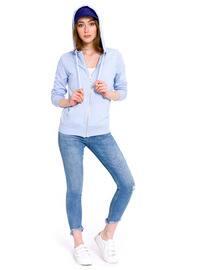 Blue - Sweat-shirt