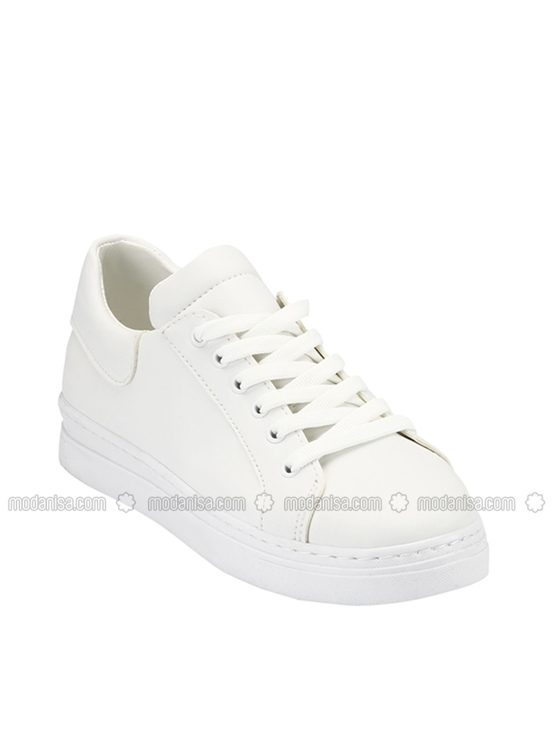 White - Sport - Shoes