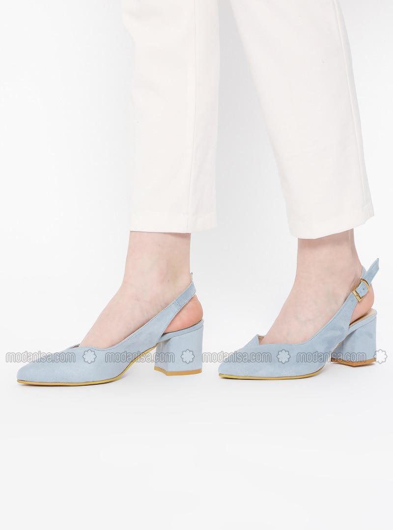 Blue - High Heel - Sandal - Heels