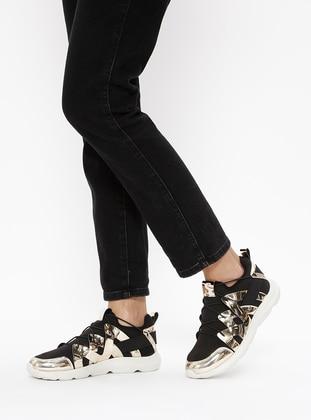 Spenco Spor Ayakkabı - Gold