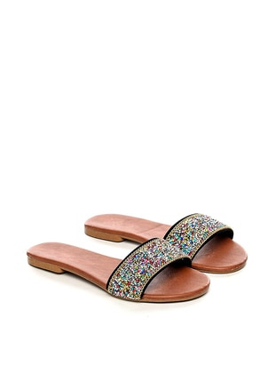 Multi - Sandal - Slippers