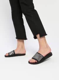 Black - Sandal - Sports Shoes