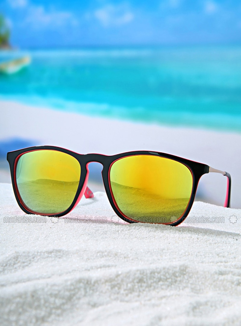 Yellow - Sunglasses