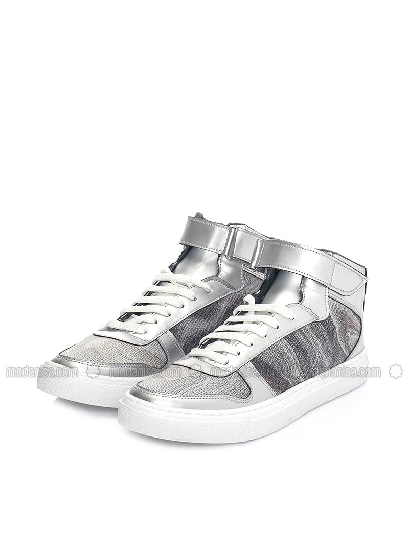 Gray - Sport - Sports Shoes