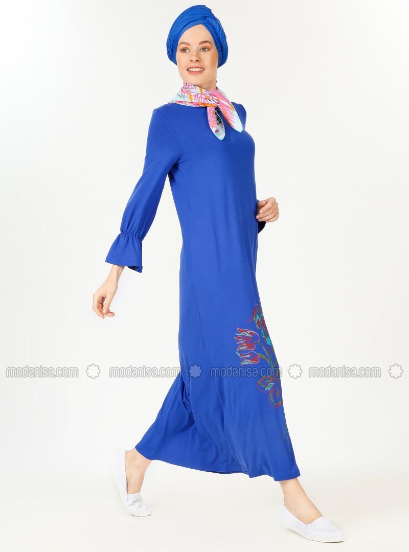 Saxe - Crew neck - Dresses