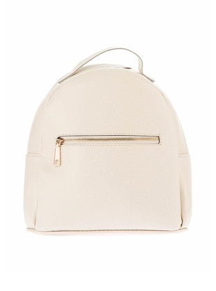 Beige – Backpacks – Housebags