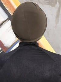 Khaki - Simple - Bonnet