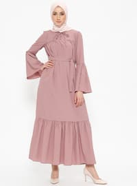 Powder - Crew neck - Unlined - Dresses
