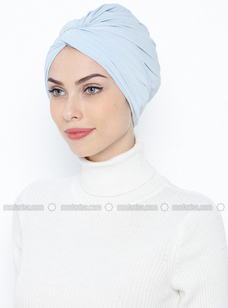 Baby Blue - Simple - Bonnet