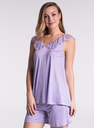Lilac - Short Set