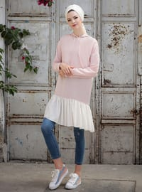 Powder - Crew neck - Tunic