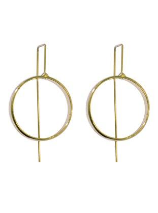 Simplicty Küpe - Altın
