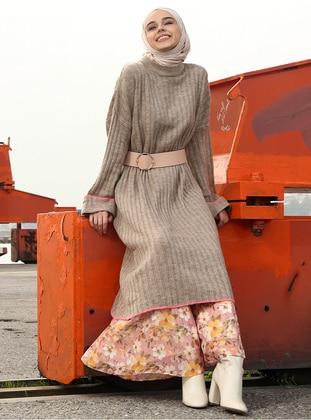 Minc - Polo neck - Cotton - Acrylic -  - Tunic