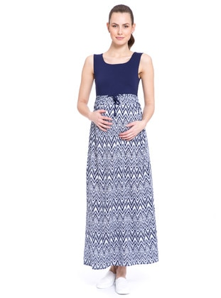 Navy Blue - Maternity Dress - LC WAIKIKI