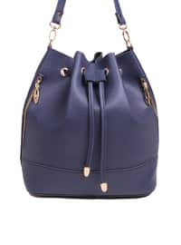 Navy Blue - Shoulder Bags