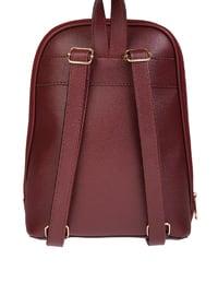 Maroon - Backpacks