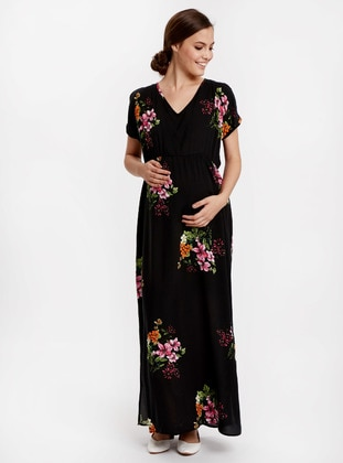 Black - Maternity Dress - LC WAIKIKI
