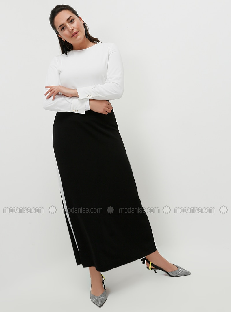 3ed3d5ba1a2 ... Plus Size Skirt. Fotoğrafı büyütmek için tıklayın