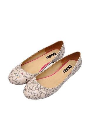 Multi - Flat - Shoes