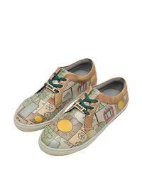 Ayakkabı - Karışık Renkli - Dogo