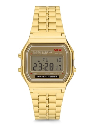 Gold - Watch - Aqua Di Polo 1987