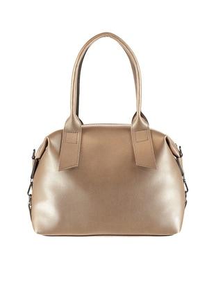 Omuz Çantası - Platin - Housebags Ürün Resmi