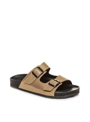Golden tone - Sandal - Slippers