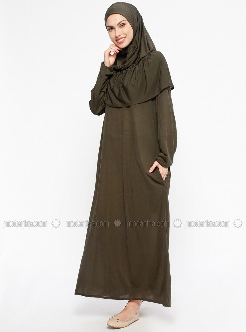 Khaki - Unlined - Prayer Clothes